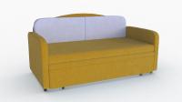 Прямой диван Балу детский, вариант 8