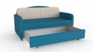Прямой диван Балу детский, вариант 1