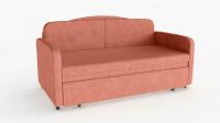 Прямой диван Балу детский, вариант 5
