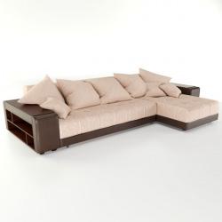 Угловой диван  Дубай, вариант 2