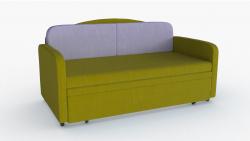 Прямой диван Балу детский, вариант 7