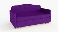 Прямой диван Балу детский, вариант 4