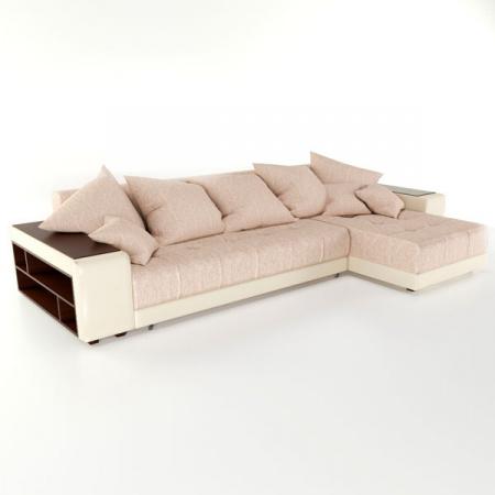 Угловой диван  Дубай, вариант 1
