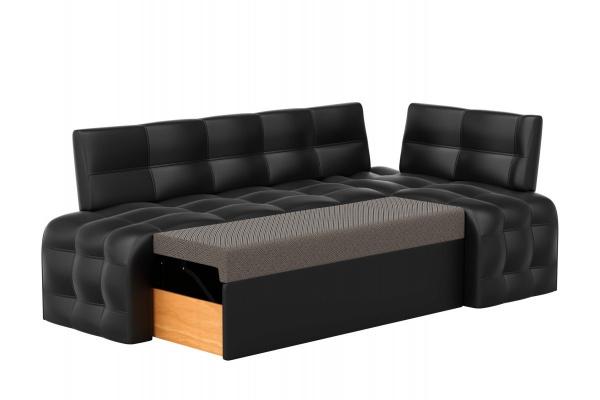 Угловой диван Бристоль кухонный, вариант 5