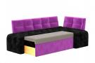 Угловой диван  Бристоль кухонный, вариант 7
