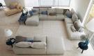 Угловой диван  Дивайс-п-образный + модуль