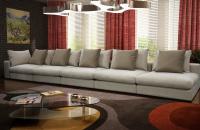 Прямой диван Слайт