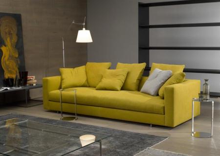 Прямой диван Лама