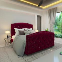 Мягкая кровать Верджиния Белла