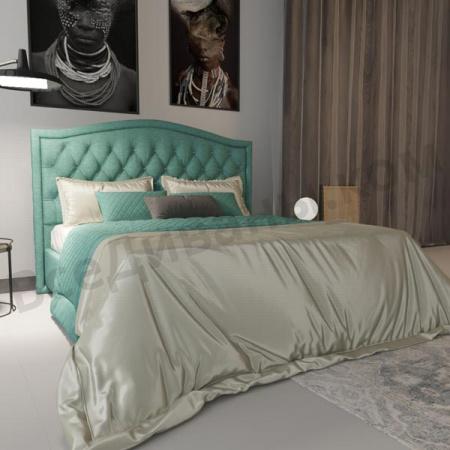 Мягкая кровать Флоренция Мадагаскар 11