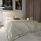 Мягкая кровать Флоренция Мадагаскар 01