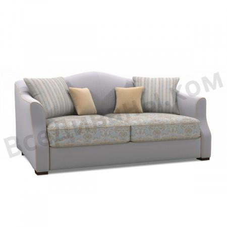 Прямой диван Ванилла, Вариант 1