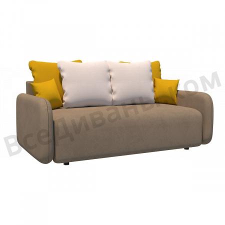 Прямой диван Арти, вариант 5