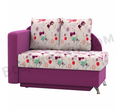 Прямой диван Бинго детский-1