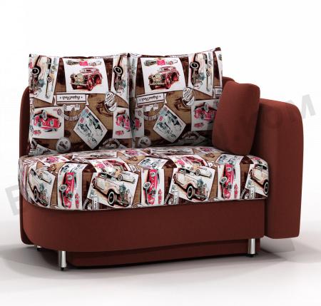 Прямой диван Алекс детский