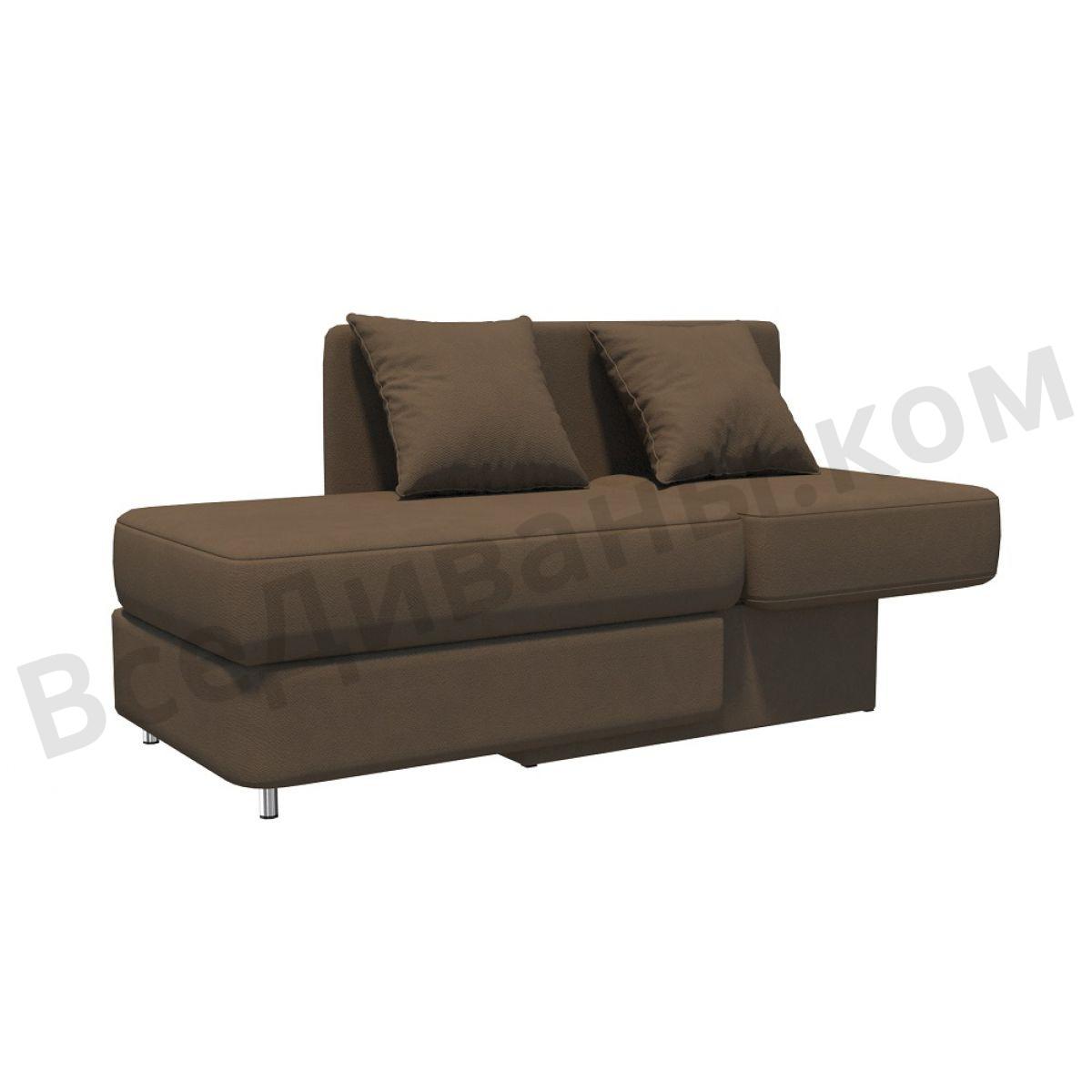 Прямой диван Леон детский, Вариант 3