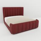 Мягкая кровать Небраска Рэд