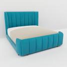 Мягкая кровать Небраска Шагги Азур