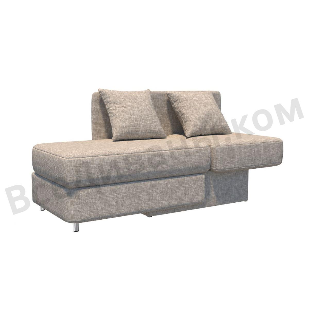 Прямой диван Леон детский, Вариант 11