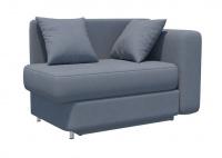 Прямой диван Леон детский, Вариант 2