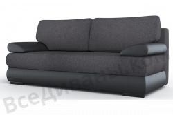 Прямой диван Фиджи-Люкс Комфорт Модель 14