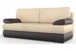 Прямой диван Фиджи-Люкс Комфорт Модель 2