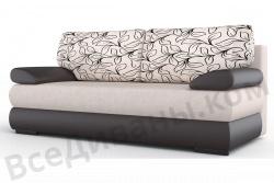 Прямой диван Фиджи-Люкс Арт Модель 2