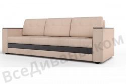 Прямой диван Атланта-Люкс Комфорт Модель 16