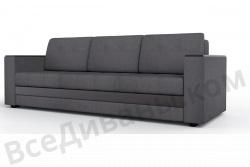 Прямой диван Атланта-Люкс Комфорт Модель 14