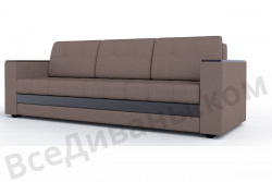 Прямой диван Атланта-Люкс Софт Модель 14