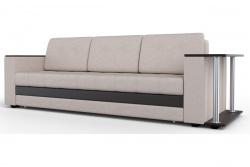 Прямой диван Атланта-Люкс Софт Модель 2 со столиком