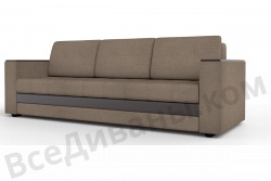 Прямой диван Атланта-Люкс Комфорт Модель 18
