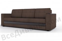 Прямой диван Атланта-Люкс Комфорт Модель 9