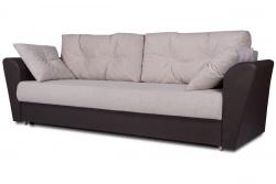 Прямой диван Амстердам-Люкс (Берг) Арт Модель 5