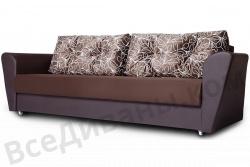 Прямой диван Амстердам-Люкс (Берг) Арт Модель 1