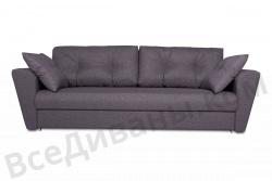 Прямой диван Амстердам-Люкс (Берг) Комфорт Модель 12