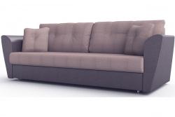 Прямой диван Амстердам-Люкс (Берг) Комфорт Модель 11