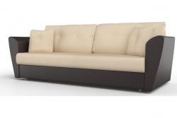 Прямой диван Амстердам-Люкс (Берг) Комфорт Модель 2