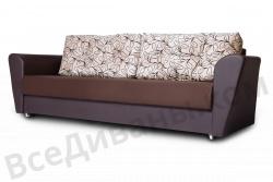 Прямой диван Амстердам-Люкс (Берг) Арт Модель 11
