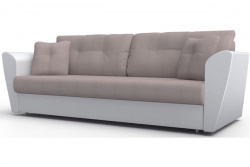 Прямой диван Амстердам-Люкс (Берг) Комфорт Модель 3