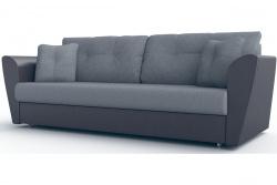 Прямой диван Амстердам-Люкс (Берг) Софт Модель 6