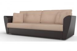 Прямой диван Амстердам-Люкс (Берг) Комфорт Модель 16