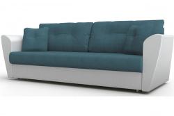 Прямой диван Амстердам-Люкс (Берг) Софт Модель 11