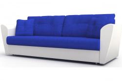 Прямой диван Амстердам-Люкс (Берг) Софт Модель 21