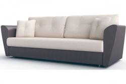 Прямой диван Амстердам-Люкс (Берг) Софт Модель 2