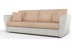 Прямой диван Амстердам-Люкс (Берг) Комфорт Модель 33