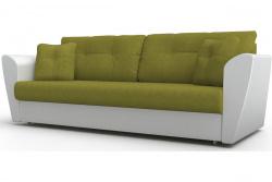 Прямой диван Амстердам-Люкс (Берг) Софт Модель 9