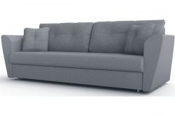 Прямой диван Амстердам-Люкс (Берг) Софт Модель 18