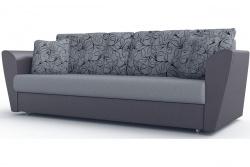 Прямой диван Амстердам-Люкс (Берг) Арт Модель 4