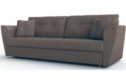 Прямой диван Амстердам-Люкс (Берг) Комфорт Модель 17